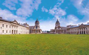 University of Greenwich, летний лагерь, Лондон , Великобритания