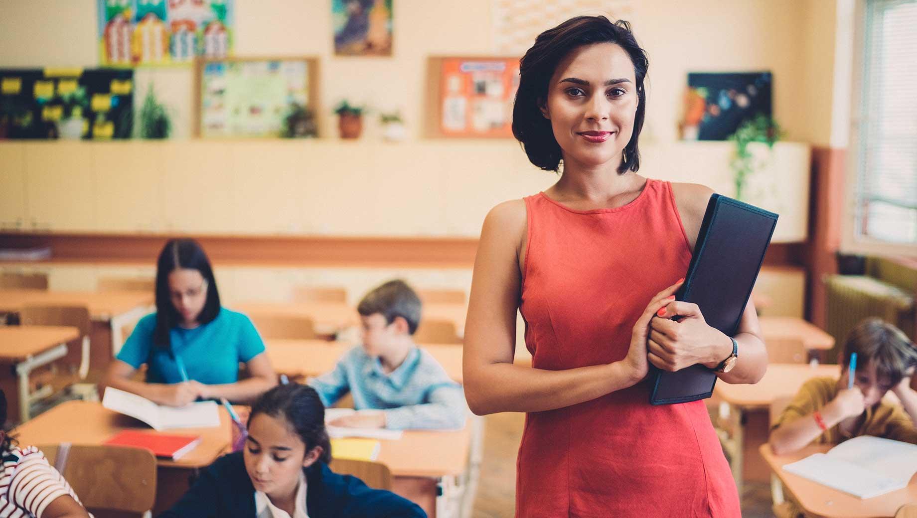 Онлайн курс Teacher Training