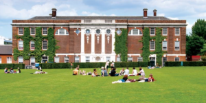 University of Goldsmiths, летний лагерь, Лондон, Великобритания