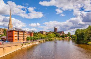 University of Worcester, летний лагерь, Вустер, Великобритания