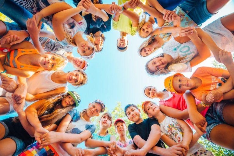 Виртуальный летний лагерь от Zaza school!