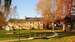 Solebury school, США