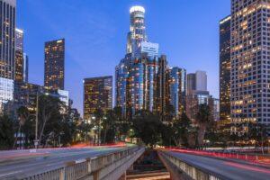 Kaplan, Лос Анджелес