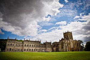 Milton Abbey, Великобритания